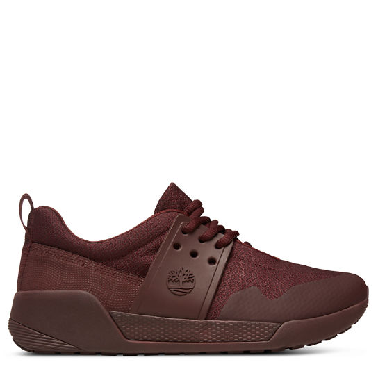 Kiri Up Knit Sneaker for Women in Burgundy | Timberland
