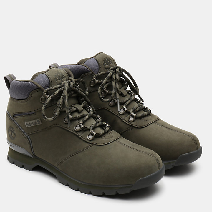 Splitrock 2 Hiker for Men in Green-