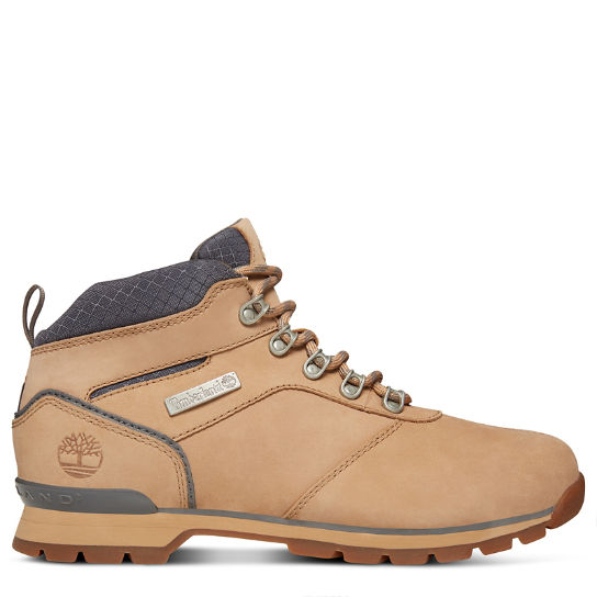 Splitrock 2 Hiker Boot for Men in Beige  bcdc729eb5eb