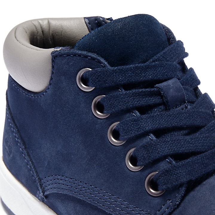 Davis Square Chukka for Youth in Navy-