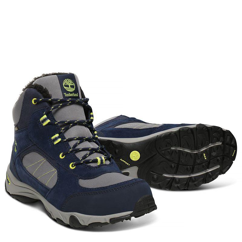 Timberland - bota de montaña ossipee - 3