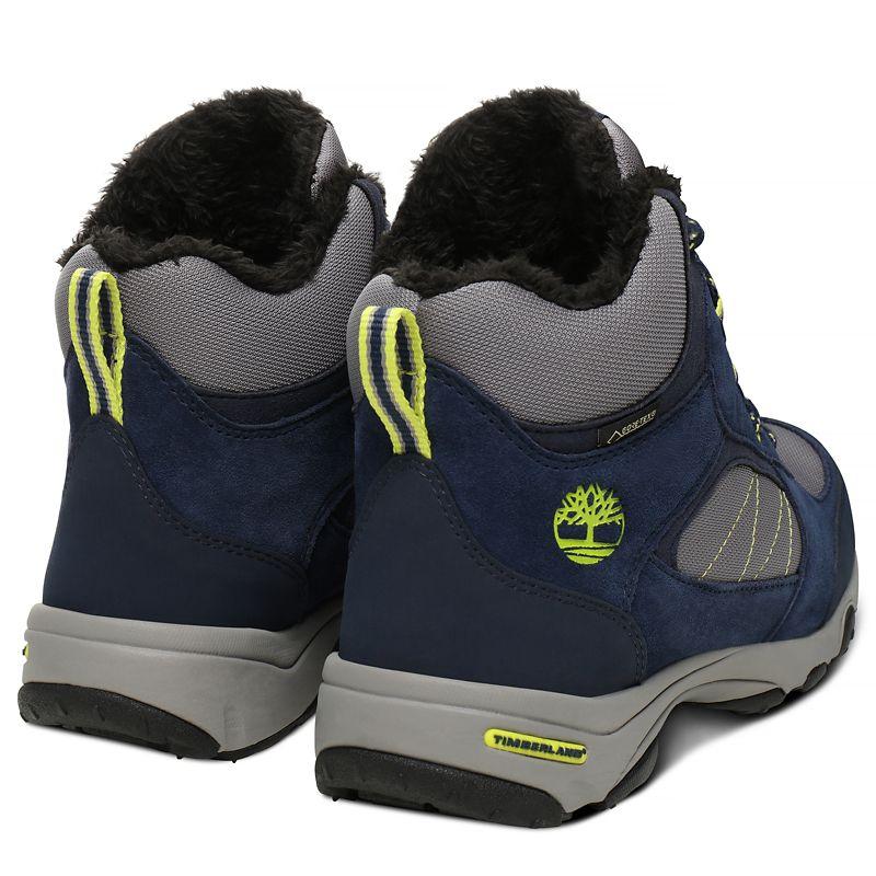 Timberland - bota de montaña ossipee - 4