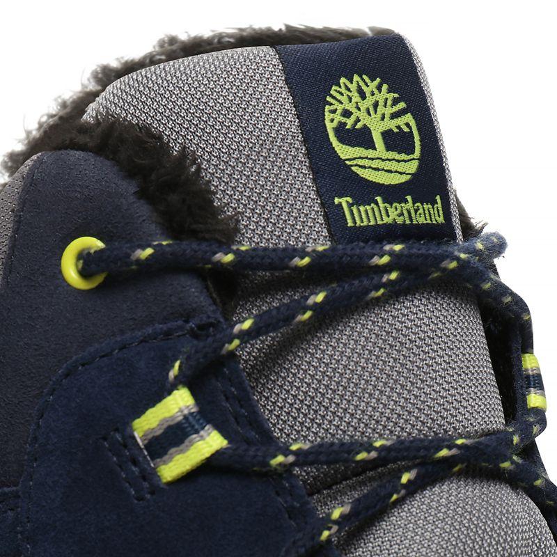 Timberland - bota de montaña ossipee - 6