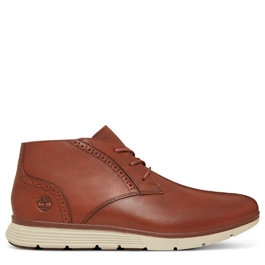 Men's Franklin Park Brogue Chukka Brown | Timberland