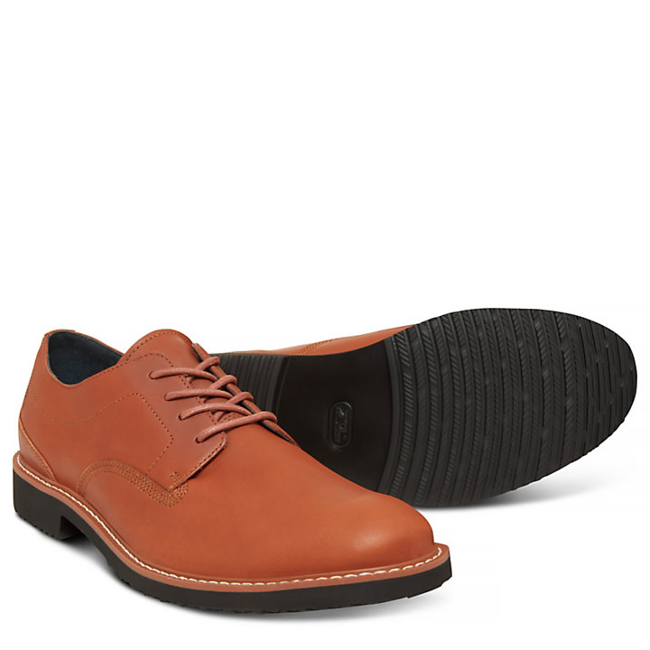 Brook Park Lightweight Oxford Marrón Hombre-