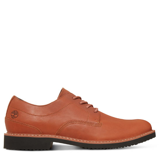 Brook Park Lightweight Oxford Bruin Heren | Timberland