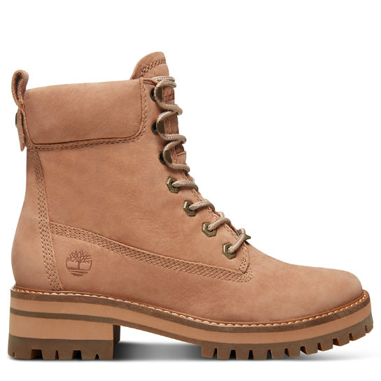 Courmayeur Valley 6 Inch Boot for Women in Beige | Timberland