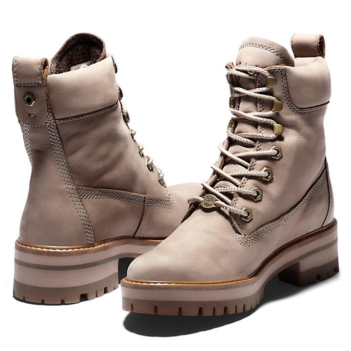 Courmayeur Valley 6 Inch Boot for Women in Taupe-