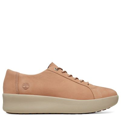Berlin+Park+Damen-Oxfordschuhe+in+Beige