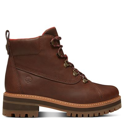 Courmayeur+Valley+Hiking+Boot+for+Women+in+Brown