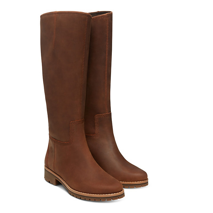 9a6386c27 Main Hill Tall Boot for Women in Brown | Timberland