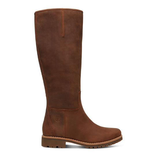 Botte Main Hill pour femme en marron | Timberland