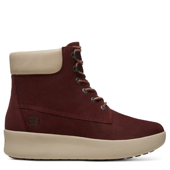 Berlin Park 6 Inch Boot for Women in Burgundy | Timberland