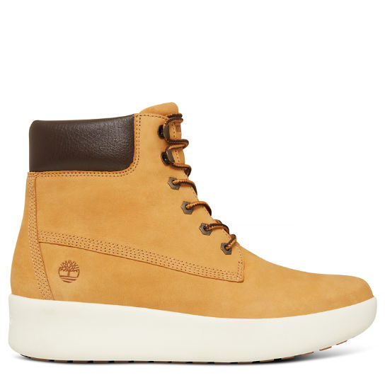 Women's Berlin Park 6-inch Boot Yellow | Timberland