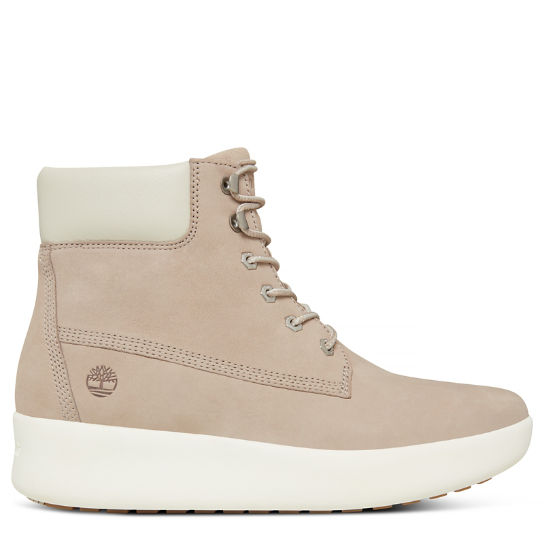 Berlin Park 6-inch Boot Femme Taupe | Timberland