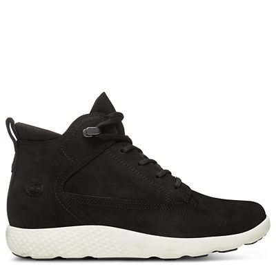 FlyRoam%E2%84%A2+High-Top+Damensneaker+in+Schwarz