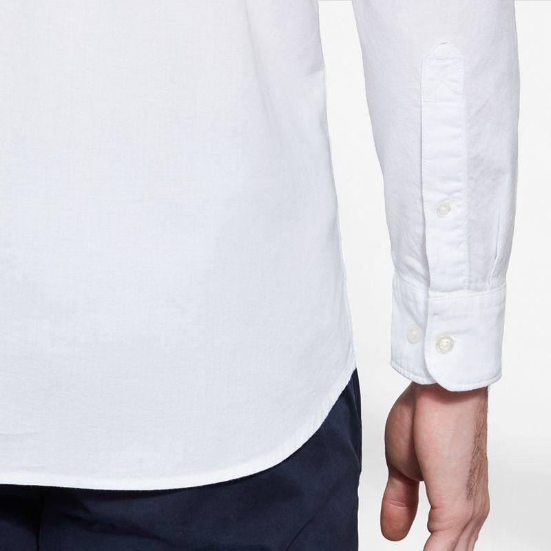 Timberland - pleasant river shirt weiß - 6