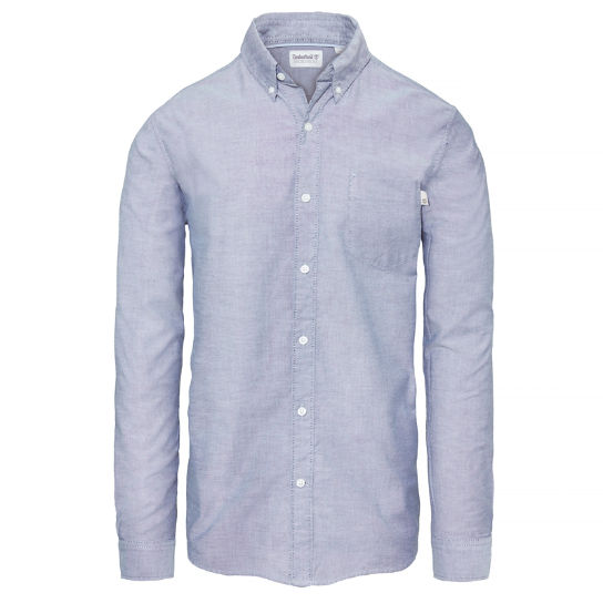 Men's Pleasant River Shirt Night Blue | Timberland