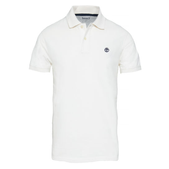 Millers River Cotton Polo Shirt Homme | Timberland