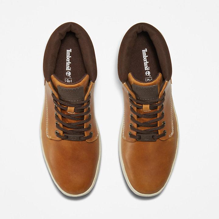 CityRoam Chukka Boot for Men in Yellow-