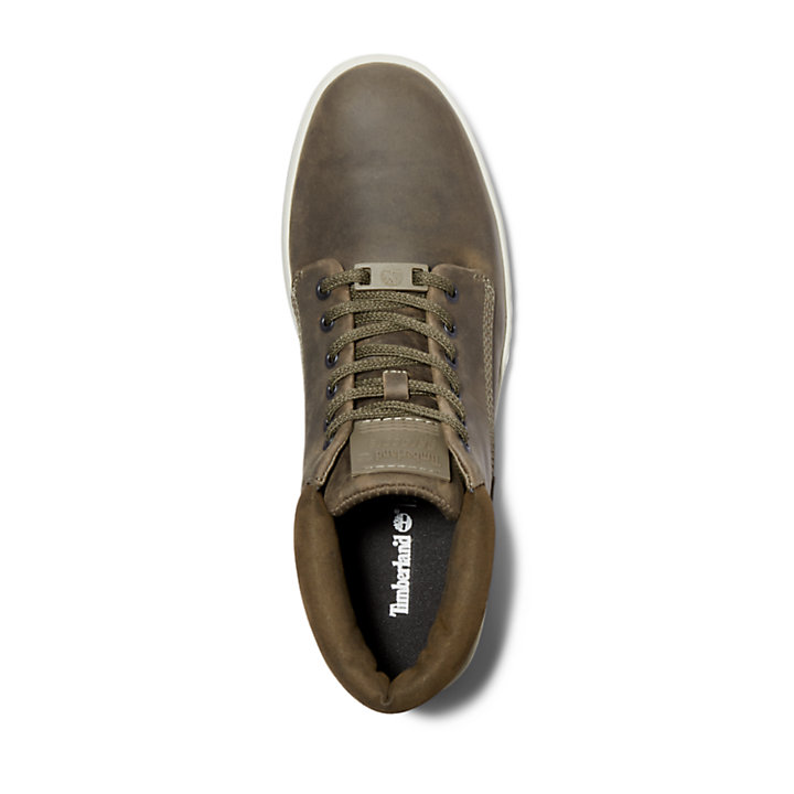 CityRoam Chukka Boot for Men in Dark Green-