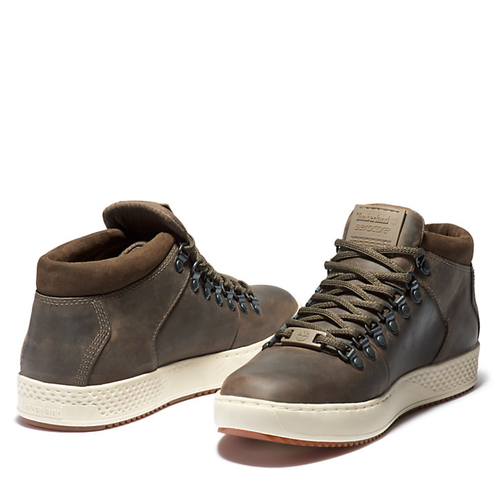 CityRoam Alpine Chukka for Men in Dark Brown-