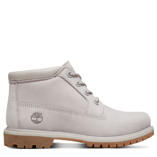 Nellie Double Chukka for Women in Pale Grey | Timberland