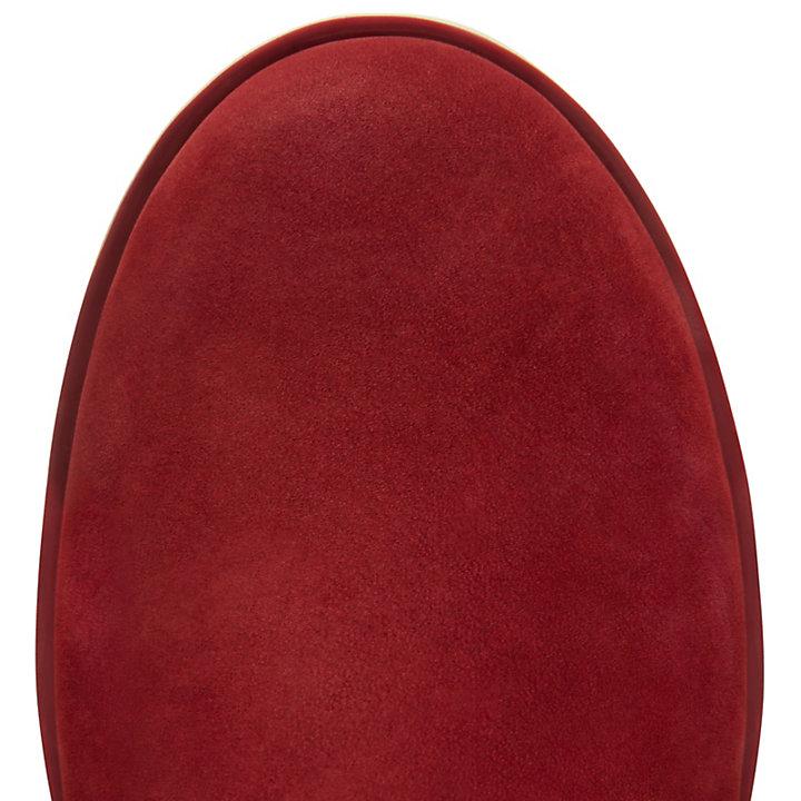 Heritage Lite Nellie Chukka-Damenschuhe in Rot-