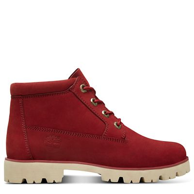 Heritage+Lite+Nellie+Chukka+for+Women+in+Red