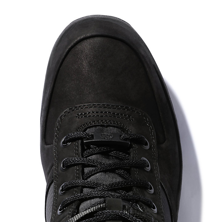 CityRoam High Top Sneaker for Men in Black-