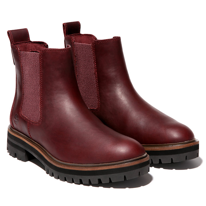 London Square Chelsea for Women  in Burgundy-