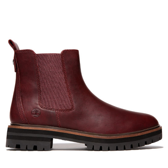 London Square Chelsea for Women  in Burgundy | Timberland