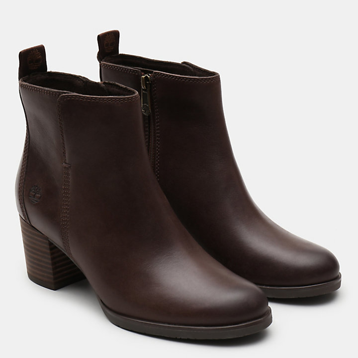 Eleonor Street Ankle Boot for Women in Brown-