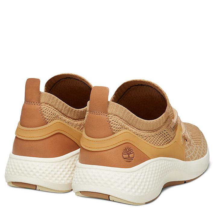 Flyroam™ Go Knit Oxford-Schuhe für Herren in Beige-