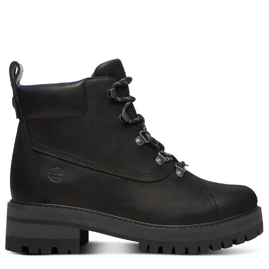 Courmayeur Valley Damen-Wanderstiefel in Schwarz | Timberland