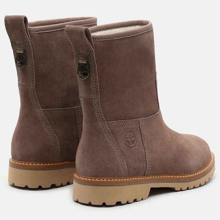 Chamonix Valley Pull-On Boot for Women in Taupe-
