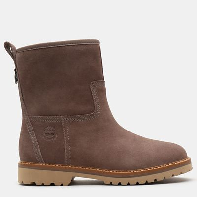 Chamonix+Valley+Pull-On+Boots+f%C3%BCr+Damen+in+Taupe