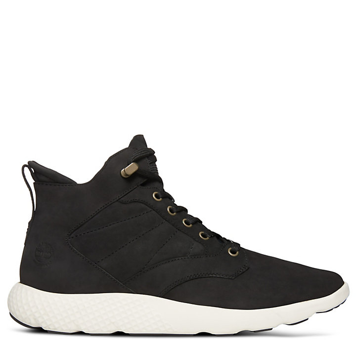 8e888c2495a Baskets hautes FlyRoam™ pour homme en noir