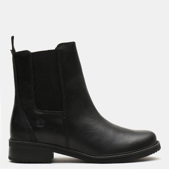 Mont Chevalier Chelsea for Women  in Black | Timberland