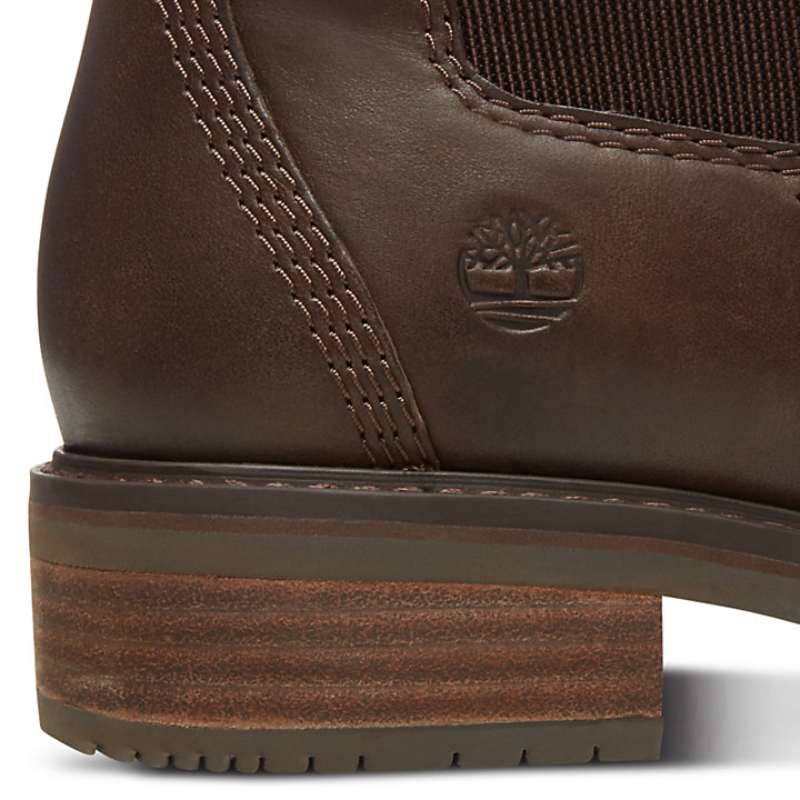Mont Chevalier Chelsea for Women  in Dark Brown-