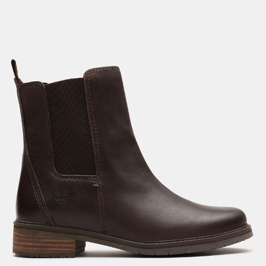 Mont Chevalier Chelsea for Women  in Dark Brown | Timberland