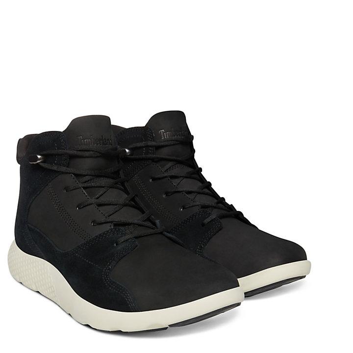 Sneaker alta FlyRoam™ da Uomo Blu Marino | Timberland