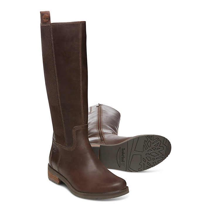 Mont Chevalier Tall Boot for Women in Brown-