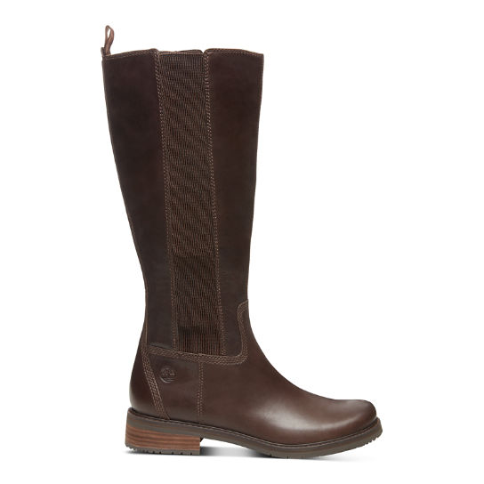 Mont Chevalier Tall Boot for Women in Brown | Timberland