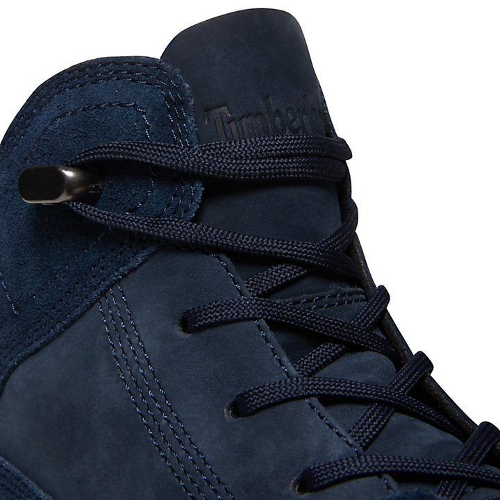 FlyRoam™ High-Top Sneakers voor Heren in Marineblauw-
