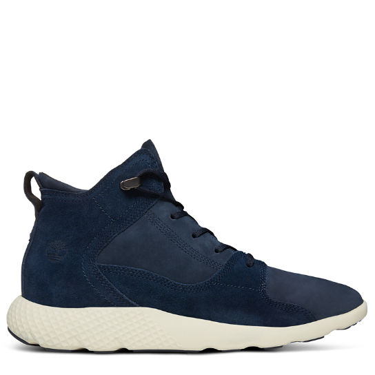 FlyRoam™ High-Top Herrensneaker in Navyblau | Timberland