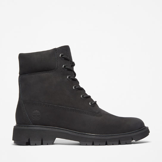 Lucia Way 6 Inch Boot for Women in Black | Timberland