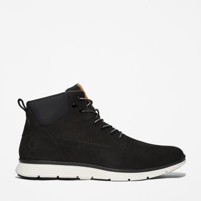 Killington+Chukka+voor+Heren+in+zwart