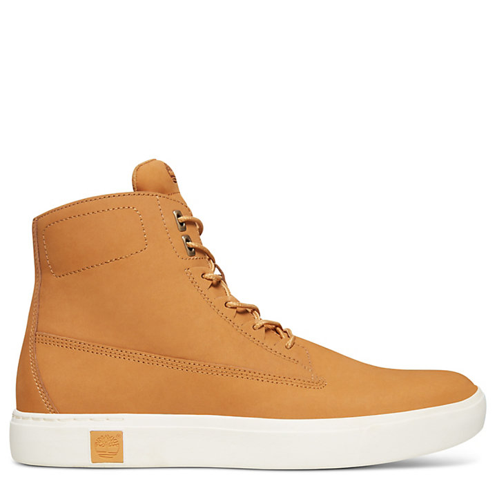 4bbb529d Bota Amherst 6-Inch para Hombre en Amarillo | Timberland