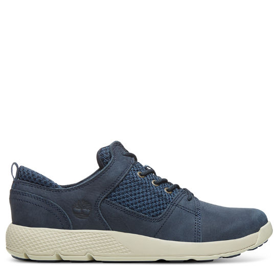 Junior Flyroam Oxford Shoe Navy | Timberland